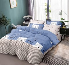 Комплект постельного белья Love You Поплин 203007 175х220 (ly7207) (4820000007207)
