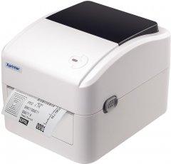 Принтер этикеток XPrinter XP-420B Bluetooth + USB