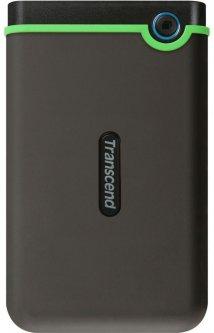"Жесткий диск Transcend StoreJet 25M3S 4TB TS4TSJ25M3S 2.5"" USB 3.1 Gen 1 External Iron Gray"
