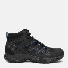 Ботинки Salomon LYNGEN MID GTX L41035300 40.5 (7.5US) 25.5 см Черные (193128227302)