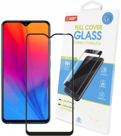 Защитное стекло Global Full Glue для Vivo Y91C Black (1283126504198)