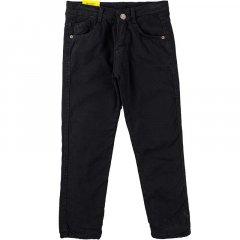 Штани утеплені для хлопчика SERCINO 15533 146 см чорний (387500)