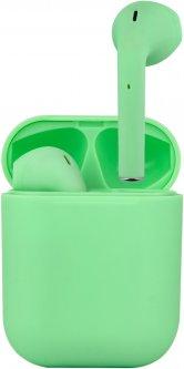 Наушники Bluetooth Tws AURA InPods 12 Macaron Green (nbtwsainp12g)