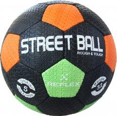 Мяч футбольный RE:FLEX Street Ball №5 (RE:FLEX STREET BALL_4390)