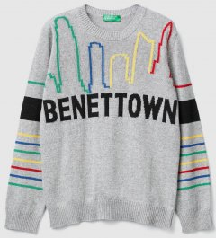 Джемпер United Colors of Benetton 1041Q1965.G-87 110 см XS (8032652369893)