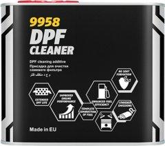 Очиститель сажевых фильтров Mannol DPF Cleaner 400 мл (9958)