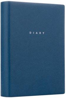 Ежедневник недатированный Yes Unique A6 432 страницы Бирюзовый (252063)