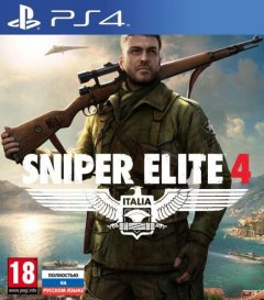 Sniper Elite 4 (PS4, російська версія)