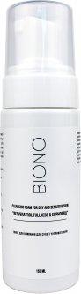 Пенка для умывания Biono Resveratrol fullness & Euphorbia для сухой и чувствительной кожи 150 мл (218825113110)