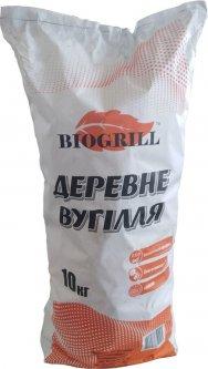 Древесный уголь Biogrill микс 10 кг (BG900106)