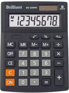 Калькулятор Brilliant (BS-208NR)