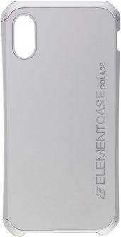 Панель ArmorStandart Element Case для Apple iPhone Xs/X Silver (ARM53400)