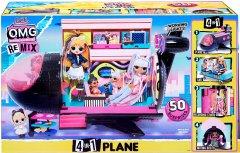 Игровой набор L.O.L. Surprise! серии Remix Самолет (571339)