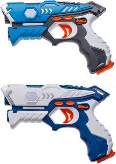 Набор лазерного оружия Canhui Toys Laser Guns CSTAR-23 (2 пистолета) (3810010)
