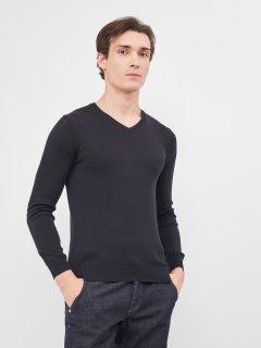 Пуловер Celio Peters1 20167385 S Черный (3596653048379)