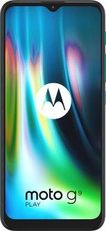 Мобильный телефон Motorola G9 Play 4/64GB Green (PAKK0009RS)