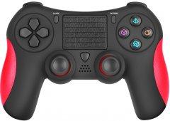 Беспроводной геймпад MARVO GT-80 PC/PS4 Wireless Black/Red (GT-80)