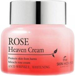 Крем The Skin House Rose Heaven Cream Омолаживающий с экстрактом розы 50 мл (8809080822777)