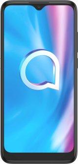Мобильный телефон Alcatel 1SE (5030D) 3/32GB Dual SIM Power Gray (5030D-2AALUA2)