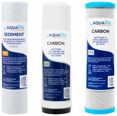 Набор картриджей для обратного осмоса Aqualite PREMIUM AQCRT3-P