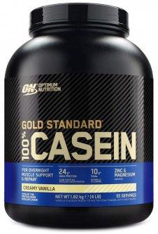 Протеин Optimum Nutrition 100% Casein Protein 1.818 кг Vanilla (748927024180)