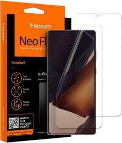 Комплект защитных пленок Spigen Neo Flex для Samsung Galaxy Note 20 (AFL01364)