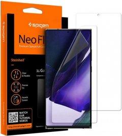 Комплект защитных пленок Spigen Neo Flex для Samsung Galaxy Note 20 Ultra (AFL01357)