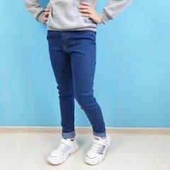 Джинси для дівчинки Cool Finish (215-2) Розмір 11, 146 см Синій