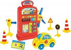 Игровой набор BLD Автозаправочная станция с машинкой (B2141) (6910010821417)