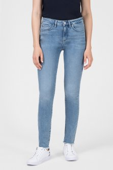 Жіночі блакитні джинси COMO SKINNY RW A NELLY Tommy Hilfiger 26-32 WW0WW24489