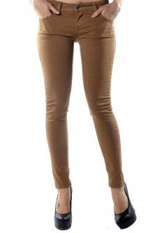 Джинси Sexy Woman Brown S коричневий (P614766) - 1