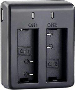 Двойное зарядное устройство AirOn для камер Procam 7/8 (69477915500037)