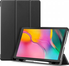 "Обложка Airon Premium Soft для Samsung Galaxy Tab A 10.1"" T510/515 (2019) Black (4821784622493)"