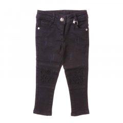 Штани джинсові для дівчинки VALENZA 51509 110 см чорний (410466)