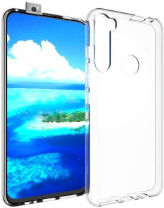 Панель BeCover для Motorola One Fusion+ Transparancy (BC_705359)