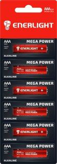 Батарейка Enerlight Mega Power AAA MB 6 шт (90030101R)