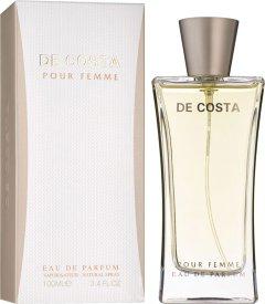 Парфюмированная вода для женщин Fragrance World De Costa аналог Lacoste Pour Femme 100 мл (6291106480566)