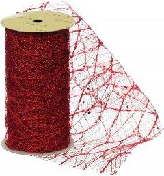 Лента декоративная Jumi с узором 11.3 см 3 м Красная (5900410379992)