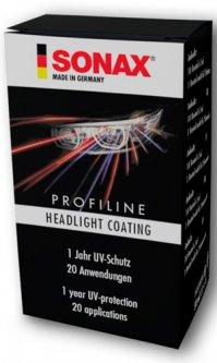 Защитное покрытие для фар Sonax ProfiLine набор 10 шт по 5 мл (4064700276543)