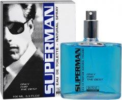 Туалетная вода для мужчин Royal Cosmetic Superman аналог Platinum Egoiste 100 мл (8033011230120)