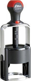 Оснастка для круглой печати d 42 мм Shiny Н-6010 металлический корпус (4710850601635)