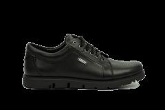 Полуботинки мужские Bertoni 44 черный (21000/44/ЦО0002684)