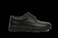 Полуботинки мужские Bertoni 41 черный (FA2790/41/ЦО0002684)