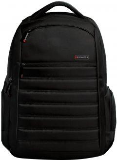"Рюкзак для ноутбука Promate Rebel-BP 15.6"" Black (rebel-bp.black)"
