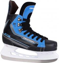 Коньки ледовые Tempish Rental R26 45 Сине-черные (13000002067/45)