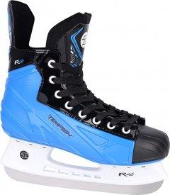 Коньки ледовые Tempish Rental R46 45 Сине-черные (13000002064/45)
