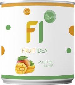 Пюре Fruit Idea Манго 420 г (4820200260327)