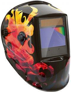 Сварочная маска GYS LCD Zeus 5-9/9-13 G Fire True Color (044098)