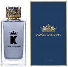 Туалетная вода для мужчин Dolce&Gabbana K By Dolce&Gabbana 150 мл (3423473049654)