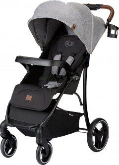 Прогулочная коляска Kinderkraft Cruiser LX Gray (304096)